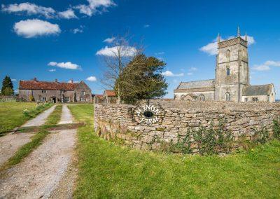 Manor Farm B&B in Somerset